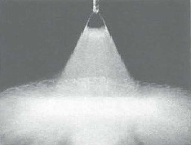 MEG ad alta pressione Lavaggio Ugello 1