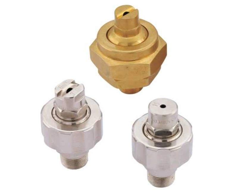 Ugello di spruzzo regolabile in metallo 155RS 3