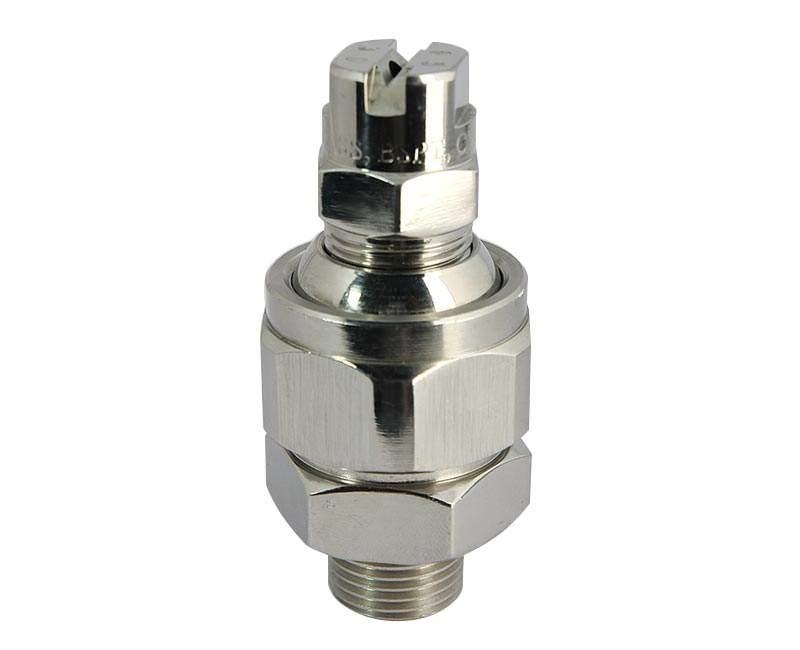 Ugello di spruzzo regolabile in metallo 155RS 4