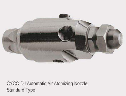 Ugello atomizzatore aria automatico DJ