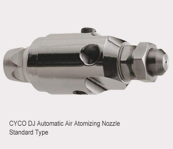 Ugello atomizzatore aria automatico DJ 59