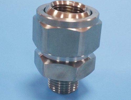 Ugello di spruzzo regolabile in metallo 155RS