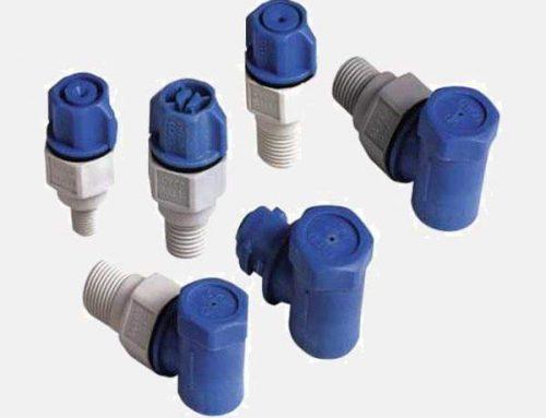 QJJ Plastica Dismantling Spray Ugello