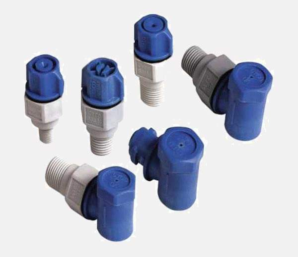 QJJ Plastica Dismantling Spray Ugello 4